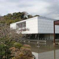 鶴岡八幡宮 県立近代美術館鎌倉館, Камакура