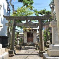 Tennō-Jinja, Inari-Jinja  天王神社、稲荷神社  (2010.08.28), Одавара