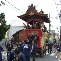 Kameoka Matsuri, Камеока