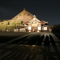 Nijyo castle, Киото