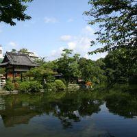 Shinsenen 神泉苑, Киото