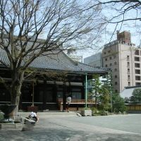 Honnoji Temple, Киото