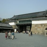 Nijo Castle entrance, Маизуру