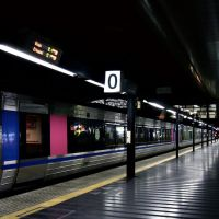 JR West Kyoto Sta. Platform No.0 JR西日本 京都駅 0番のりば [ys-waiz.net], Уйи