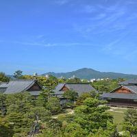 Japan, Ogrody przy zamku Nijo  (by Bartosz), Уйи