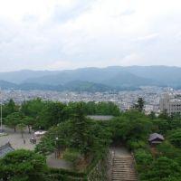 高知城天守閣からの眺望6(F), Кочи