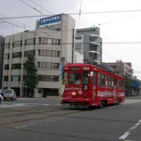 ☆Red Tram (Kumamoto City)☆, Кумамото