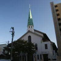 日本キリスト教団 熊本白川教会 動画をあれこれYouTubeにアップhttp://goo.gl/5CSvK, Кумамото
