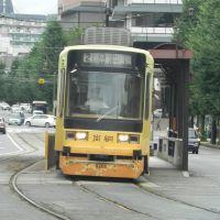 Kumamoto City Tram, Кумамото