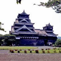 Kumamoto - castle http://en.wikipedia.org/wiki/Kumamoto, Кумамото