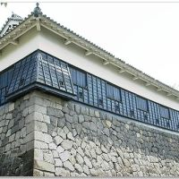 005 KUMAMOTO Castle - 熊本城 > 馬具櫓 -, Кумамото