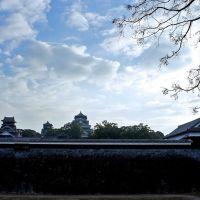 熊本城 (Kumamoto-jo castle), Кумамото