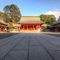 Fujisaki Hachimangu shrine, Кумамото