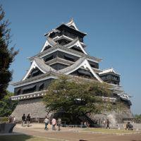 Kumamoto Castle, 熊本城 天守閣, Минамата