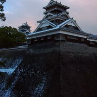 Uto-Yagura and Tenshu-Kaku of the Kumamoto castle, Минамата