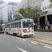 Kumamoto City Tram, Минамата