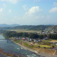 江内戸の景, Исе
