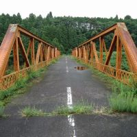 細長橋, Исе