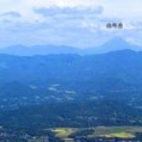 佩楯山頂上から, Сузука