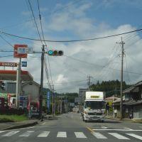 市場一区交差点 / 国道326号 / 国道502号 (2008.08), Сузука