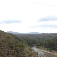 福地ダム(福上湖), Кесеннума