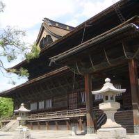 信州 善光寺, Матсумото