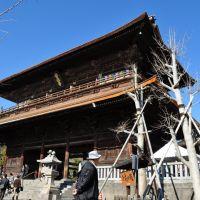 善光寺山門, Матсумото