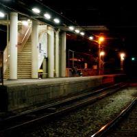 Nagano Line - Hongo station, Матсумото