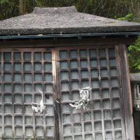 小学校跡地の地蔵尊, Нагано