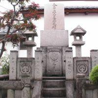 二代目 初嵐 今田丑松之碑, Нагано
