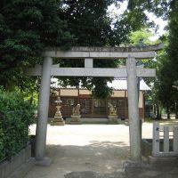 高市郡高取町越智・天津石門別神社, Нагано