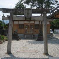 御所市北十三・日吉神社, Нагано