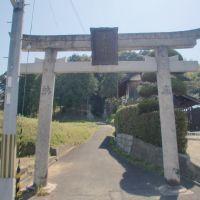 高市郡高取町丹生谷・春日神社, Нагано