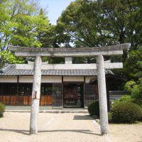 御所市茅原・熊野神社, Нагано