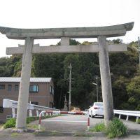御所市戸毛・春日神社, Нагано