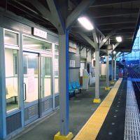 近鉄吉野線 葛駅 Kuzu station 2012.5.22, Нагано