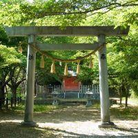 御所市柏原 燕神社 Tsubame-jinja 2012.6.14, Нагано