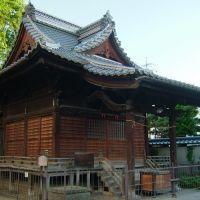 善光寺 七福神:福禄寿 (秋葉神社), Саку