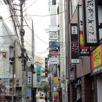 Sengoku-gai Alley 千石街, Саку
