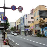 Chuo Street 中央通り, Саку