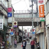 Omote Gondo-dori Street 表権堂通り, Саку