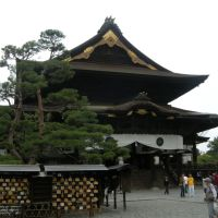 National treasure Zenko-ji temple Hondo(=The Main Hall),Nagano city,Nagano pref 国宝善光寺本堂(长野市) 国宝善光寺本堂(長野市), Саку