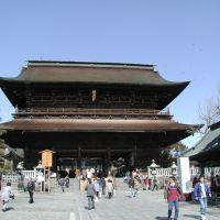 Zenko-ji  Nagano-city Japan, Сува