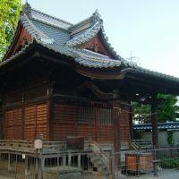 善光寺 七福神:福禄寿 (秋葉神社), Сува