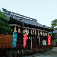 善光寺 七福神:恵比寿 (西宮神社), Сува