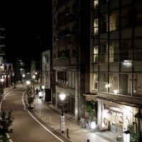 Yumeria street-night view, Сува