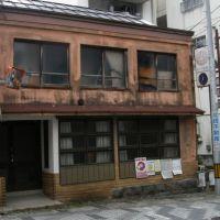 The approach to Zenko-ji temple,Nagano city,Nagano pref 善光寺参拜用的道路(长野市) 善光寺参道(長野市), Сува