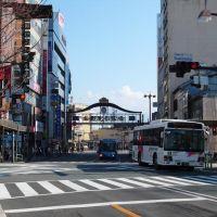 Suehirocho, Nagano 長野市末広町, Сува