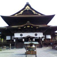 Zenkoji - 善光寺, Сува