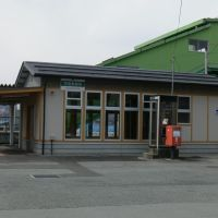 羽前長崎駅 (フルーツライン左沢線), Исахая